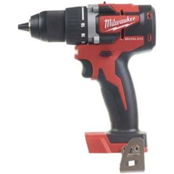 Milwaukee M18 CBLDD-0X corps de perceuse / tournevis Li-Ion 18V en HD Box - sans balais