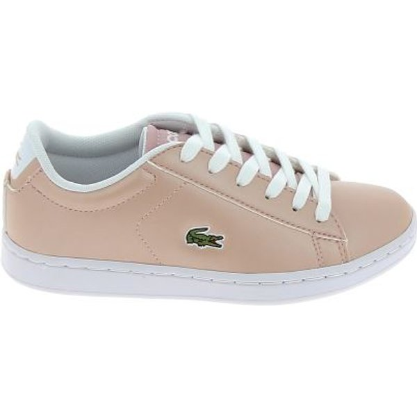 Chaussures Lacoste Rose 30 Adolescent