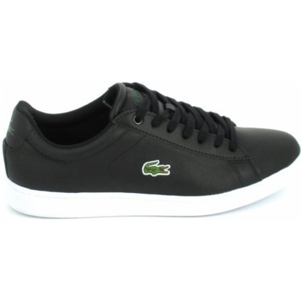 Lacoste  CARNABY EVO BL  men's Shoes (Trainers) in Black