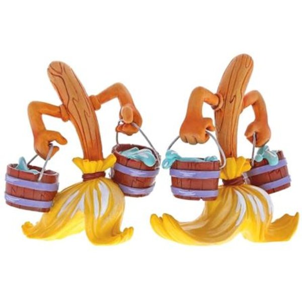 Fantasia Broom (Miss Mindy) Figurines