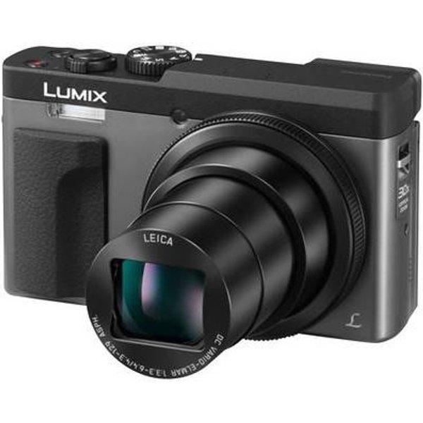 Panasonic Lumix Dc-Tz91 silber Kompaktkamera