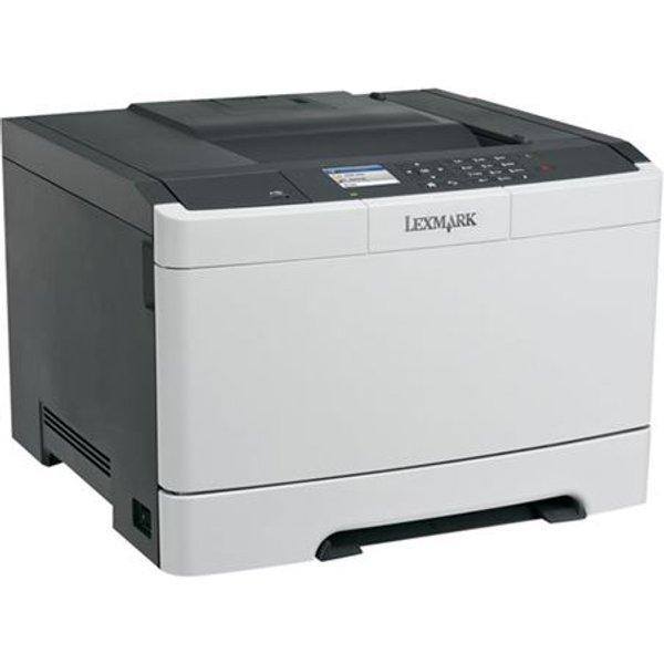 4 Jahre Garantie nach Registrierung für Endkunden LEXMARK CS417dn Farblaser-Drucker