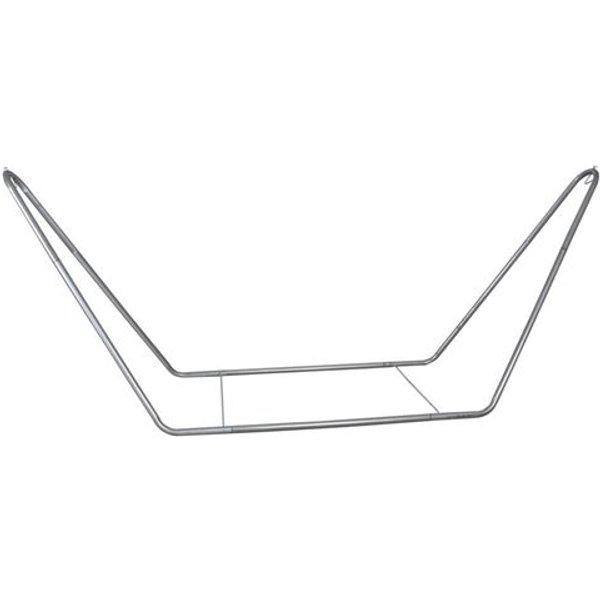 Aubry Gaspard - Support pour hamac en métal laqué blanc