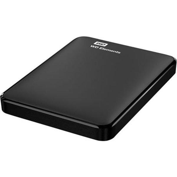 """WD 2To 2.5"""" USB3 - Elements - WDBU6Y0020BBK"""
