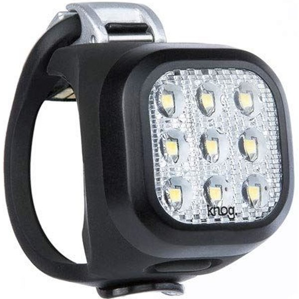 Knog Blinder Mini Niner Front Light - Black | Front Lights
