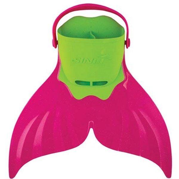 Finis® Monoflosse Meerjungfrauen für Kinder, Pacifica Pink