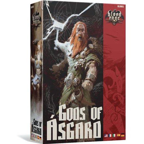 Blood Rage - 3 - Dieux d'Asgard (Extension)