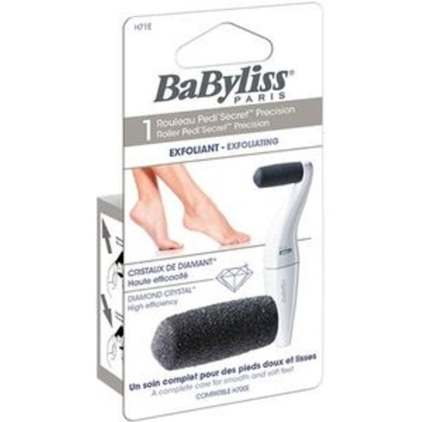 Babyliss Paris - Pedi' Secret Precision Exfoliating Roll