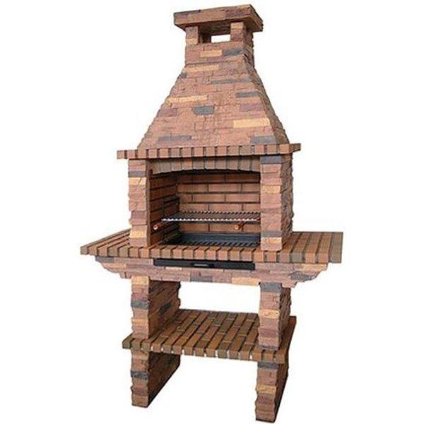 NO NAME - Barbecue en brique Sines