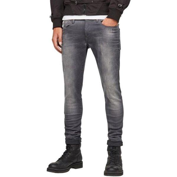 G-Star Homme Revend Super Slim Jeans, Gris