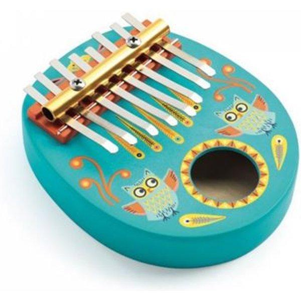 Instrument de musique Kalimba Animambo Djeco