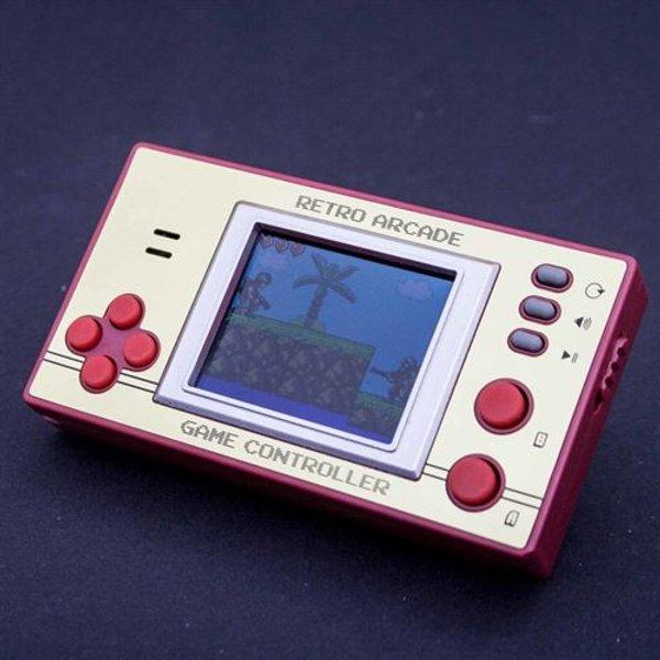 Retro Arcade Games - Arcade Games - Games Console incl. 153x 8-Bit Games - Toys - standard