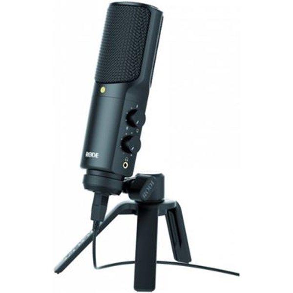 Rode Nt-Usb Microphones NT USB filaire avec câble