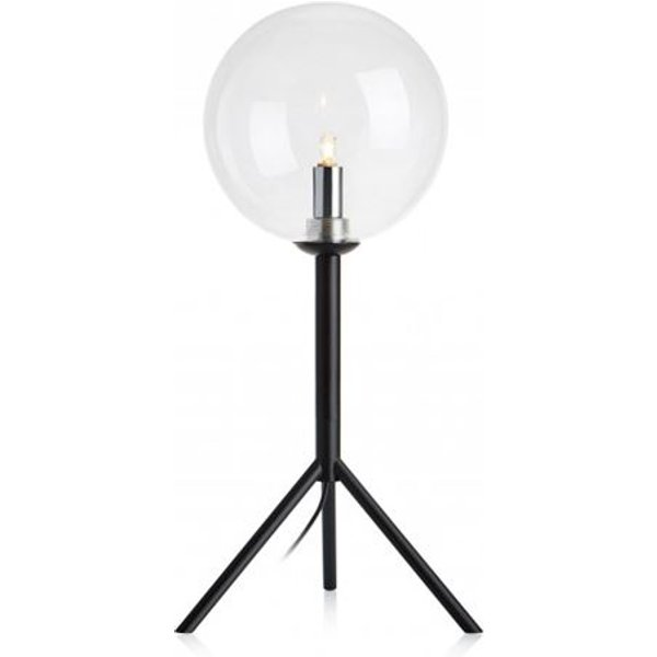 Lampe de table ANDREW Noire 1 ampoule