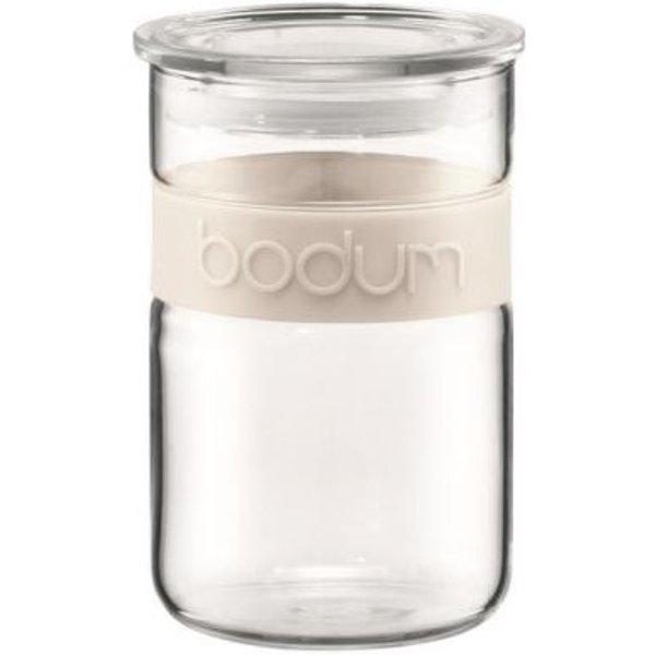 Bodum Presso Vorratsglas weiss 0.6 l (11129-913)