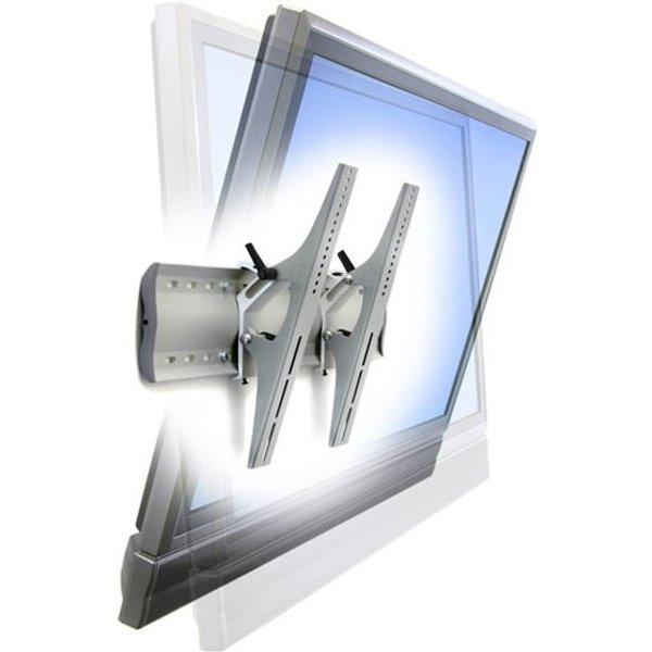 Ergotron TM Wandhalterung neigbar für ein Display 81,28-304,8 cm (32-120 Zoll) silber