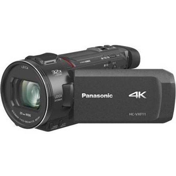 PANASONIC HC-VXF11 - Camcorder (Schwarz)