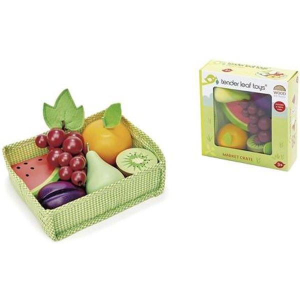 Tender Leaf Toys - Obstkiste für Kinder