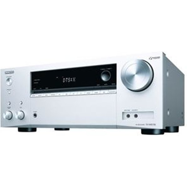 Ampli-tuner AV Onkyo TX-NR575E 7.2 canaux Argent