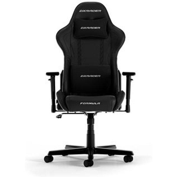 DXRacer Formula Gaming Chair, Gaming-Stuhl, schwarz