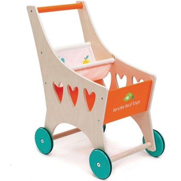 Tender Leaf Toys - Einkaufswagen für Kinder