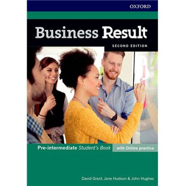 Business Result: Pre-intermediate. Student´s Book with Online Practice