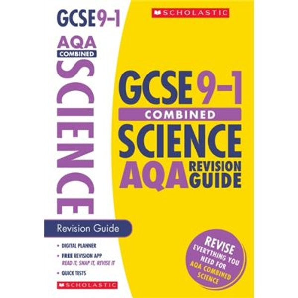 Combined Sciences Revision Guide for AQA