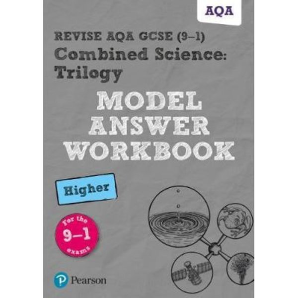 Combined science trilogy Model answer workbook BOOK