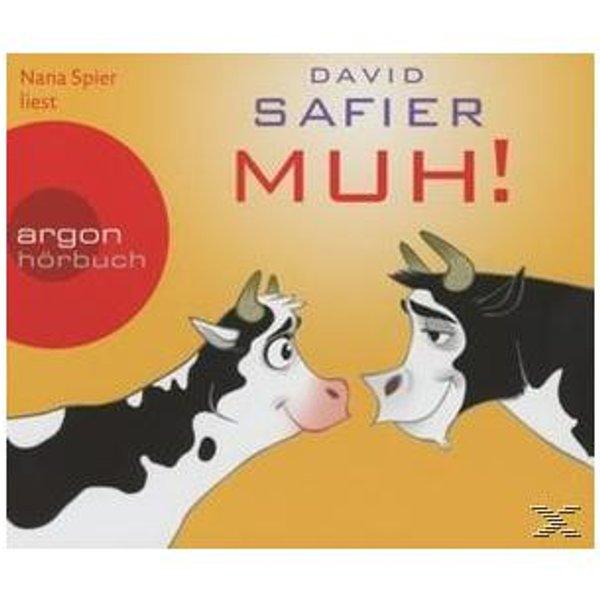 Muh! (Hörbestseller) David Safier