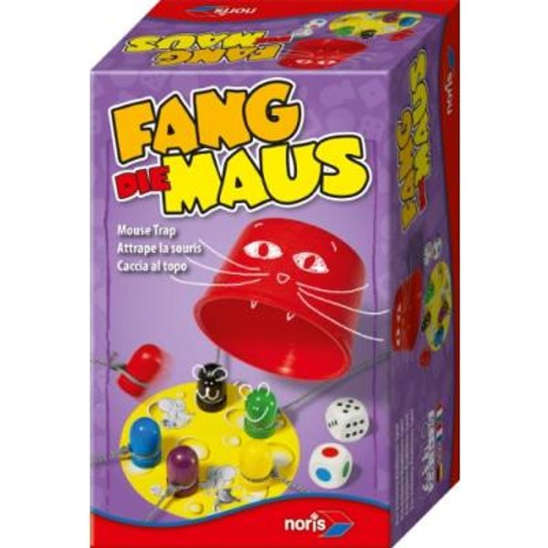 Noris - 606144011 - jeux pour enfants - piège a souris