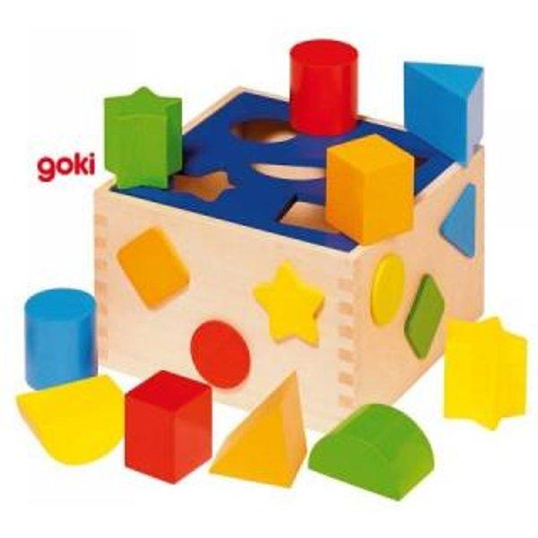 GOKI - WM254 - BOÎTE À FORMES