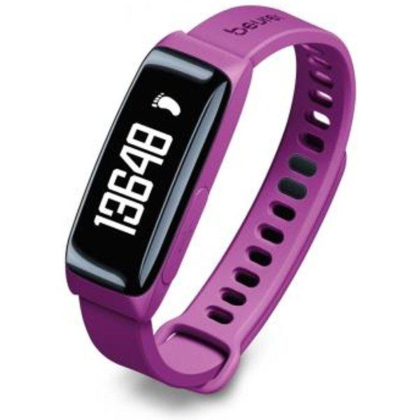 Beurer Bracelet d'activité connecté AS 81 violet