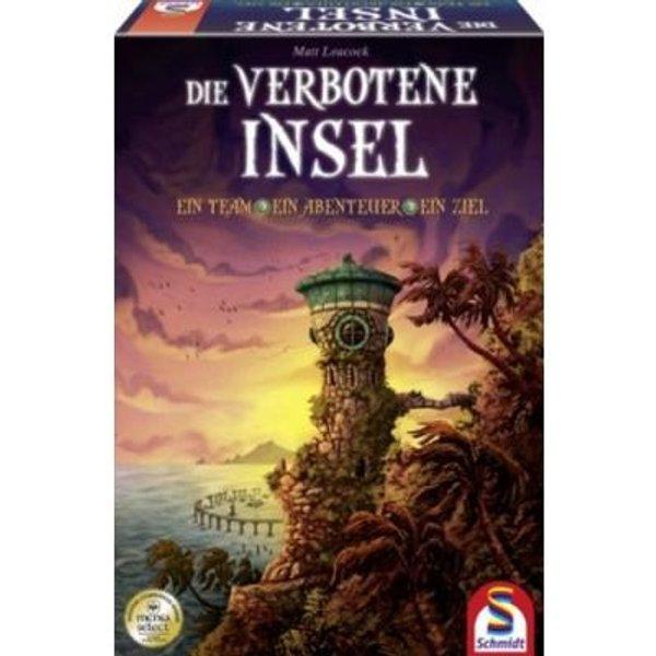 "Schmidt Spiel ""Die verbotene Insel"", Familienspiel"