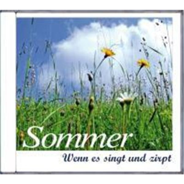 Sommer-Wenn Es Singt Und Zirpt
