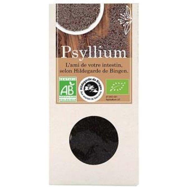 Psyllium bio noir - Transit intestinal - Boîte de 100g