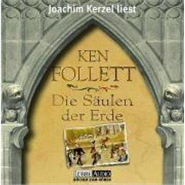 Die Säulen der Erde / Kingsbridge Bd.1 (Audio-CD)