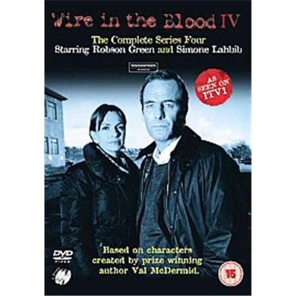 Wire In The Blood - Series 4 (REV239.UK.DR)