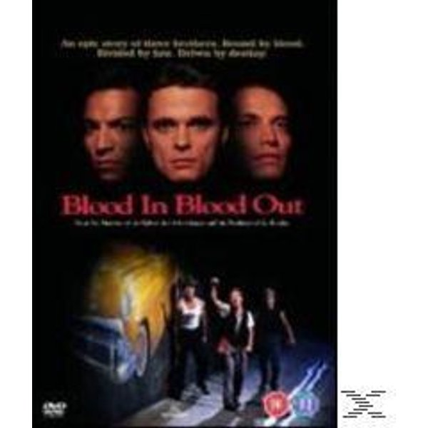 Blood In Blood Out DVD