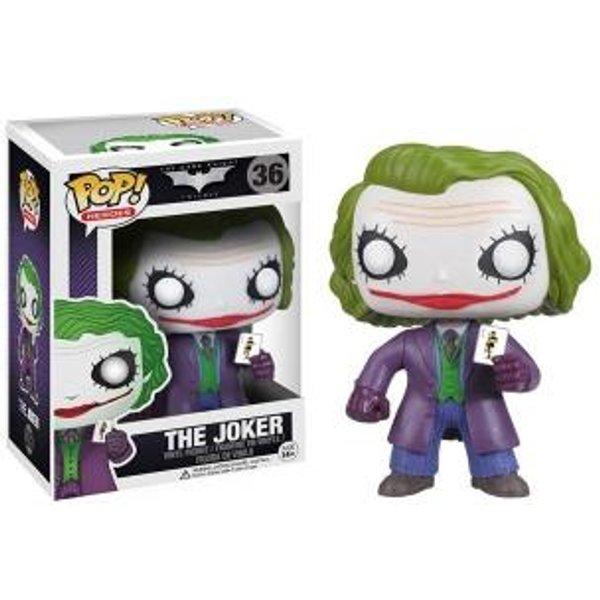 DC Comics Batman The Dark Knight The Joker Pop! Vinyl Figure