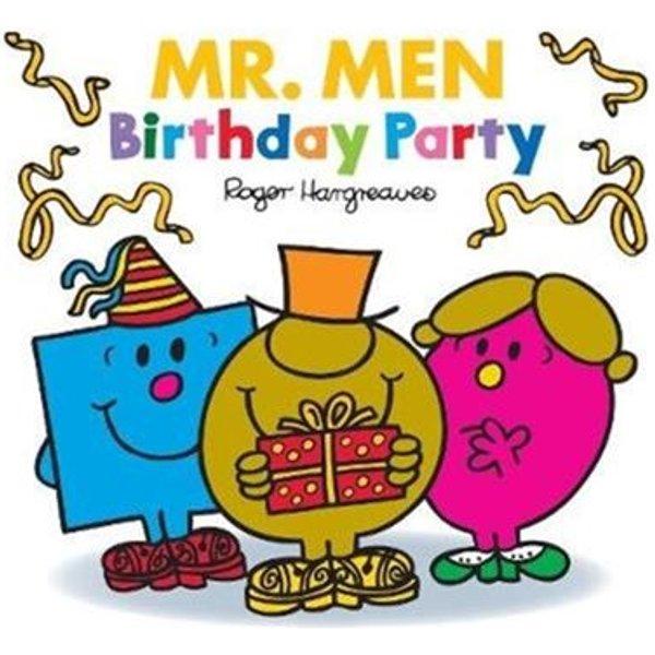 Mr. Men: Birthday Party