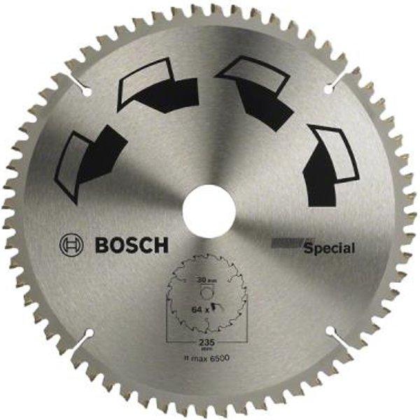 Bosch 2609256895 Lame De Scie Circulaire Spécial 250 Mm