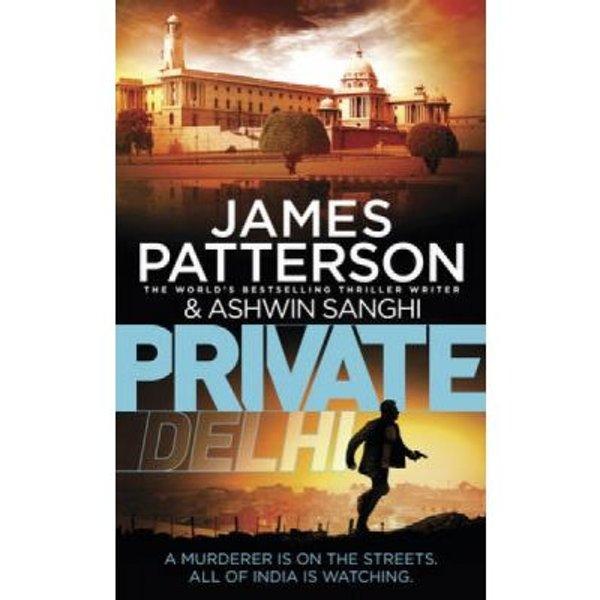 Private Delhi - James Patterson