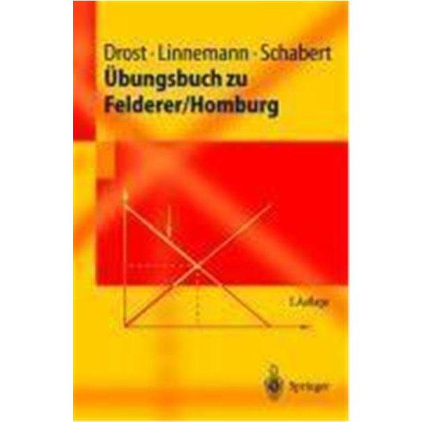 Drost, Andre: Übungsbuch zu Felderer / Homburg
