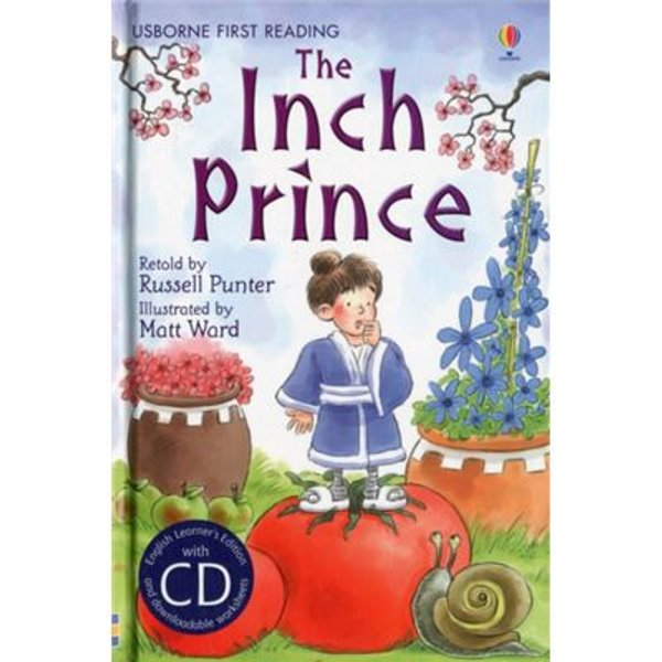 The Inch Prince (Usborne First Reading) (Hardcover)