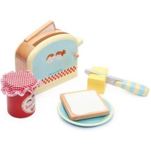 Le Toy Van Toaster Breakfast Set