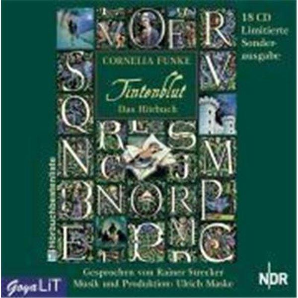 Tintenblut / Tintenwelt Trilogie Bd.2 (18 Audio-CDs)