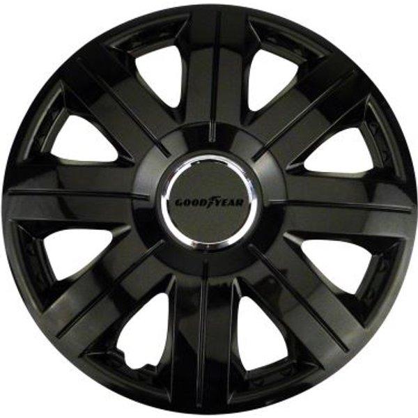 Enjoliveur Goodyear Flexo 75510 R14 noir 4 pc(s)
