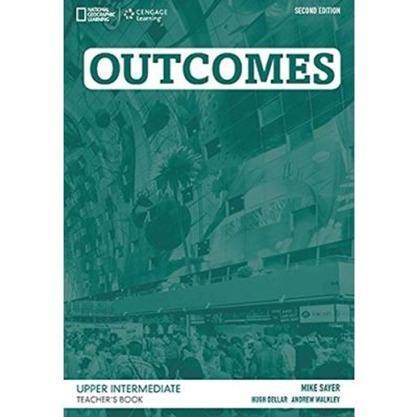 Outcomes Upper Intermediate: Teacher's Book and Class Audio CD - [Livre en VO]