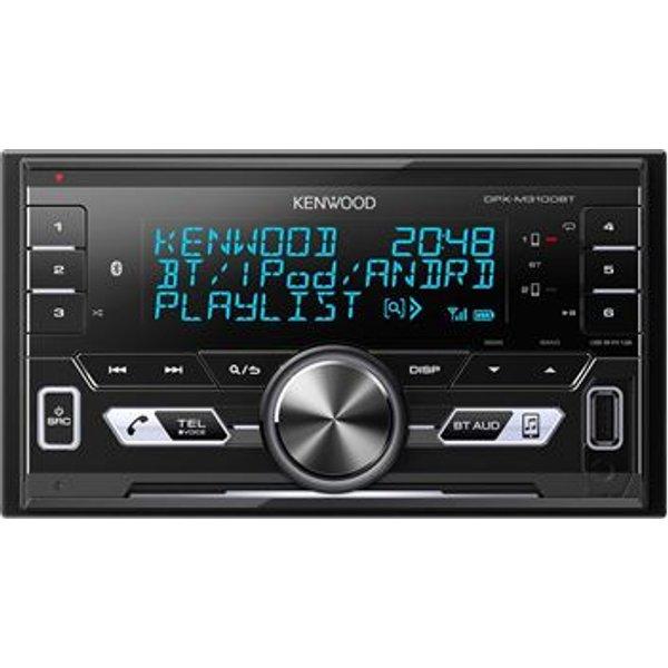 KENWOOD DPX-M3100BT - Autoradio (Noir)