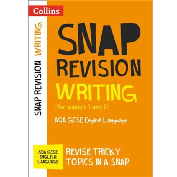 Writing for papers 1 and 2 AQA GCSE BOOK